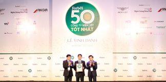 Top 50 cong ty niem yet tot nhat dat xanh group