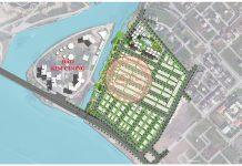 Vị trí dự án đất nền nhà phố biệt thự Hưng Thịnh Quận 2