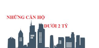 Top can ho gia duoi 2 ty dang so huu nhat khu Dong