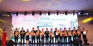 Các đơn vị liên kết Saigon Riverside city