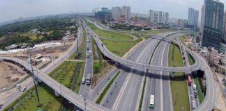 Hạ tầng khu Nam Sài Gòn