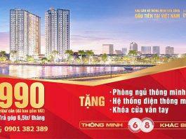 Căn hộ Saigon Intela Bình Chánh