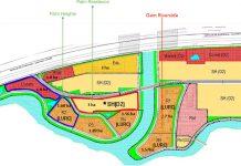 Quy hoạch khu vực căn hộ gem riverside quận 2