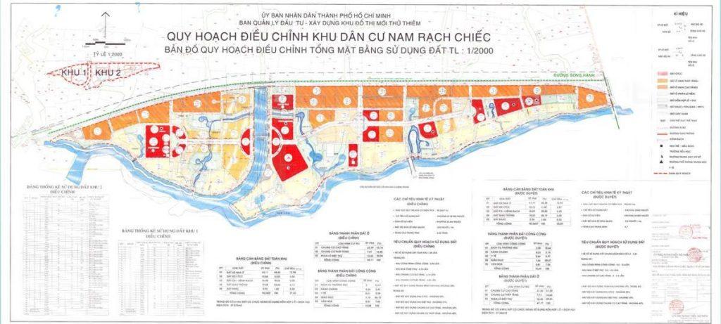 Tong the khu do thi nam rach chiec