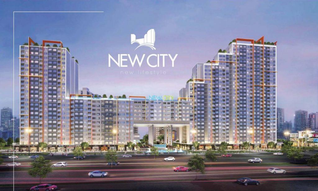 new city quan 2