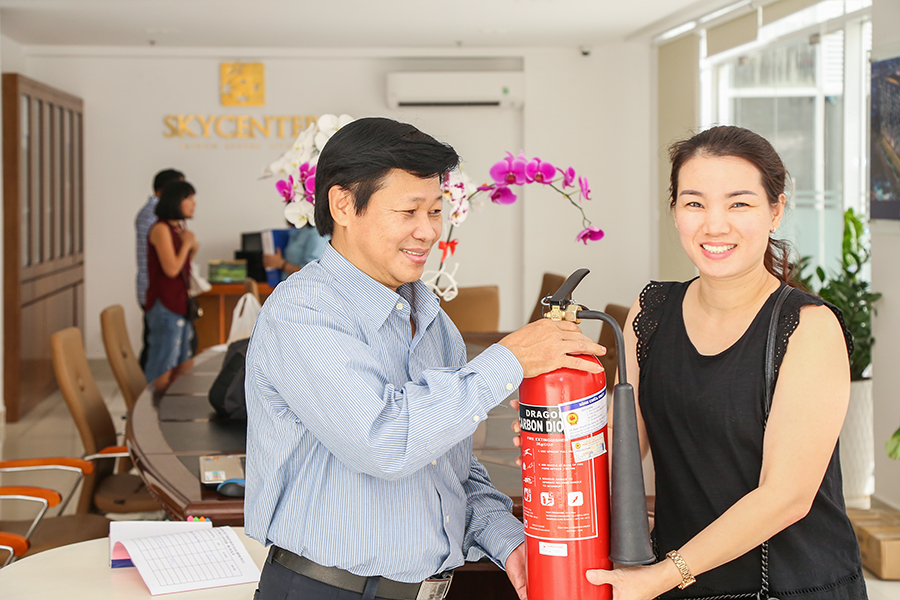 2.Hung thinh tang binh chua chay can ho chung cu du an citizents Trung Son