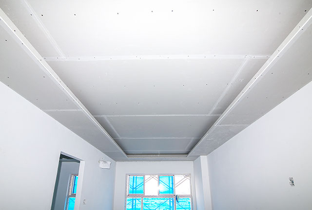 Tien do xay dung can ho 9 view quan 9 Ốp tấm trần thạch cao căn hộ tầng 7 Block B, tầng 10 Block C
