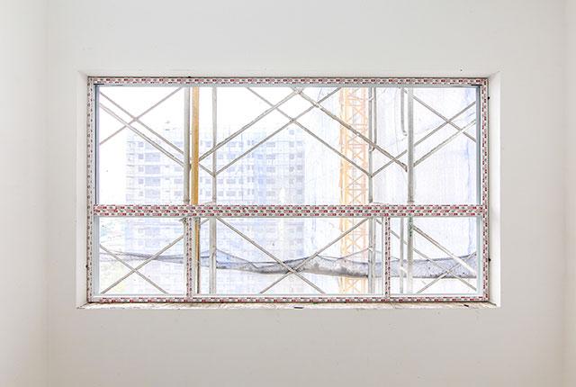 Tien do xay dung can ho 9 view quan 9 Lắp đặt khung cửa sổ căn hộ tầng 12 Block A, tầng 11 Block B