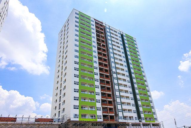 2.Tien do xay dung can ho lavita garden thu duc thang 5-2018