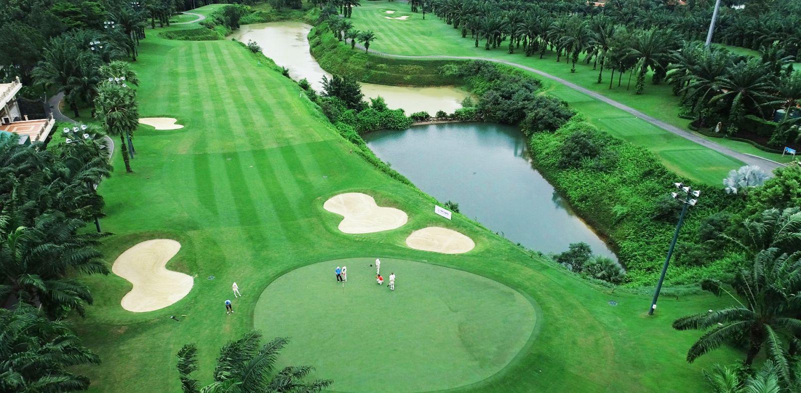 San golf bienhoa newcity