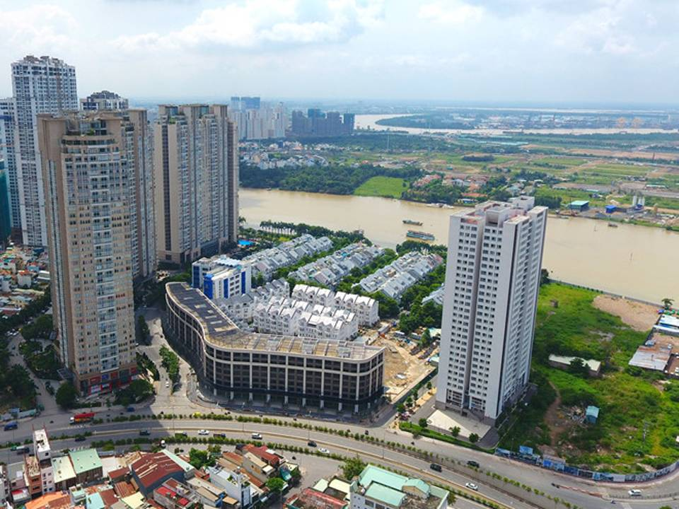1.Can ho view song Q7 Saigon Riverside Complex