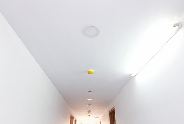 1.8Sơn nước hành lang căn hộ tầng 5 - 14 block B